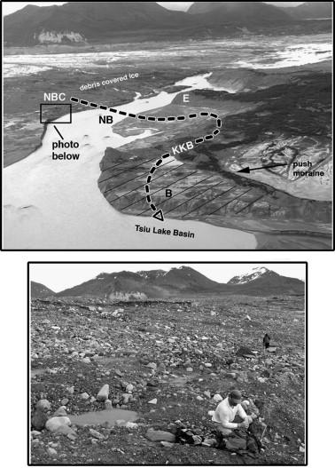 outburst floods, Bering Glacier, Alaska