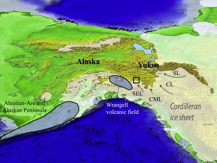 Middle to Late Pleistocene ice extents tephrochronology and