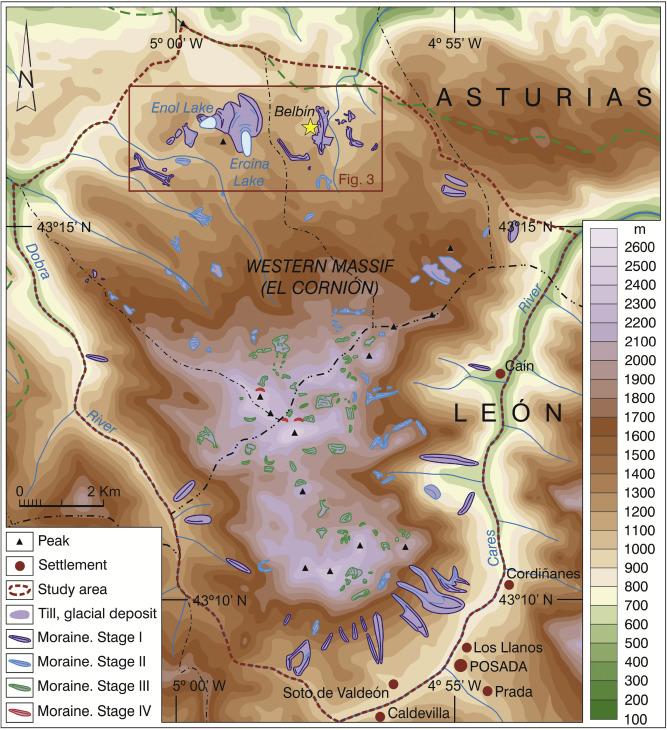 Environmental evolution in the Picos de Europa (Cantabrian Mountains ...