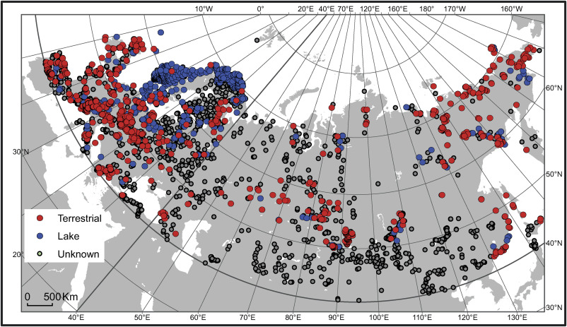 Vegetation of Eurasia from the last glacial maximum to present: Key ...