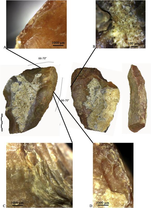 Middle Pleistocene hominin behavior at the 700ka Acheulean