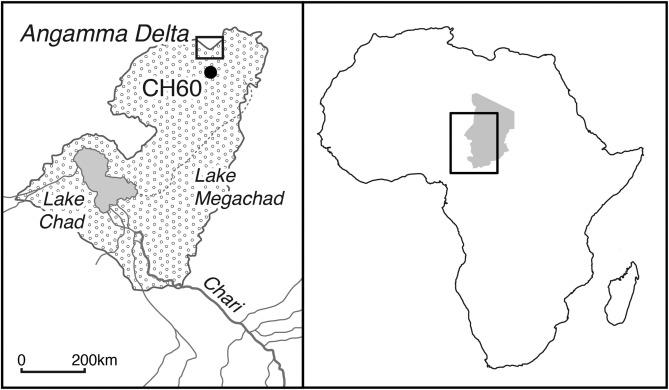 A Late Holocene Palaeoenvironmental Snapshot Of The Angamma Delta