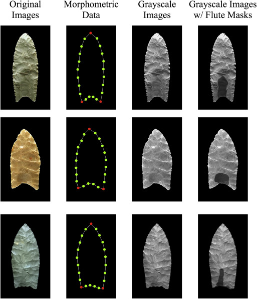 The quantitative assessment of archaeological artifact