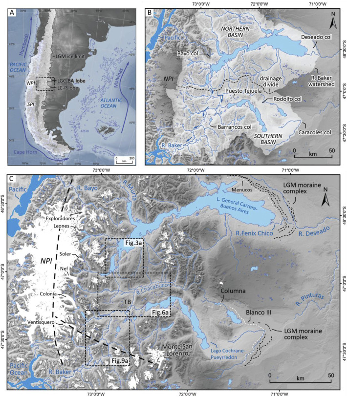 Glacial lake evolution and Atlantic-Pacific drainage reversals ...