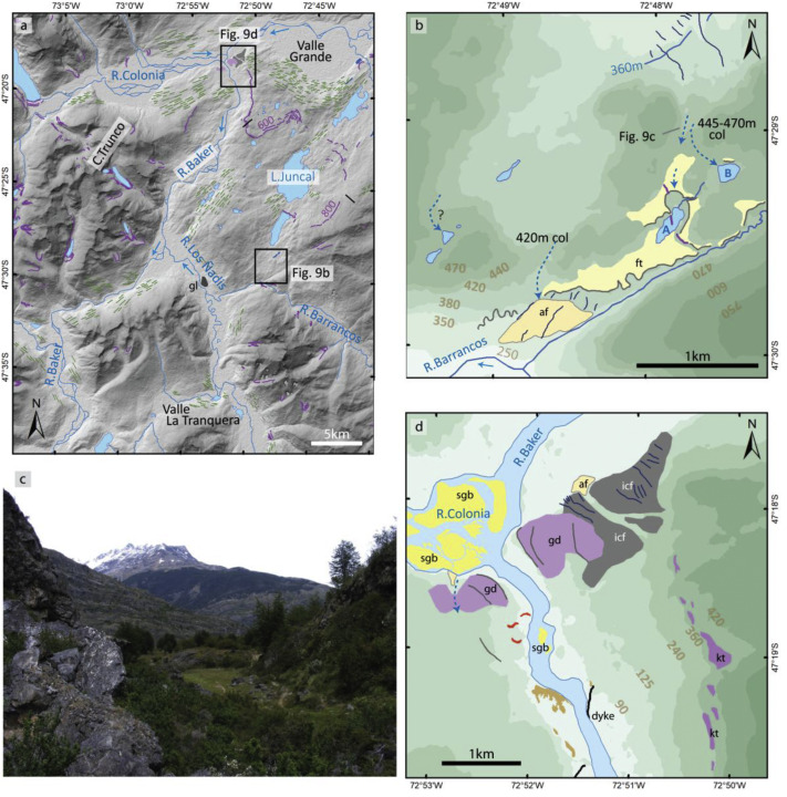 Glacial lake evolution and Atlantic-Pacific drainage reversals