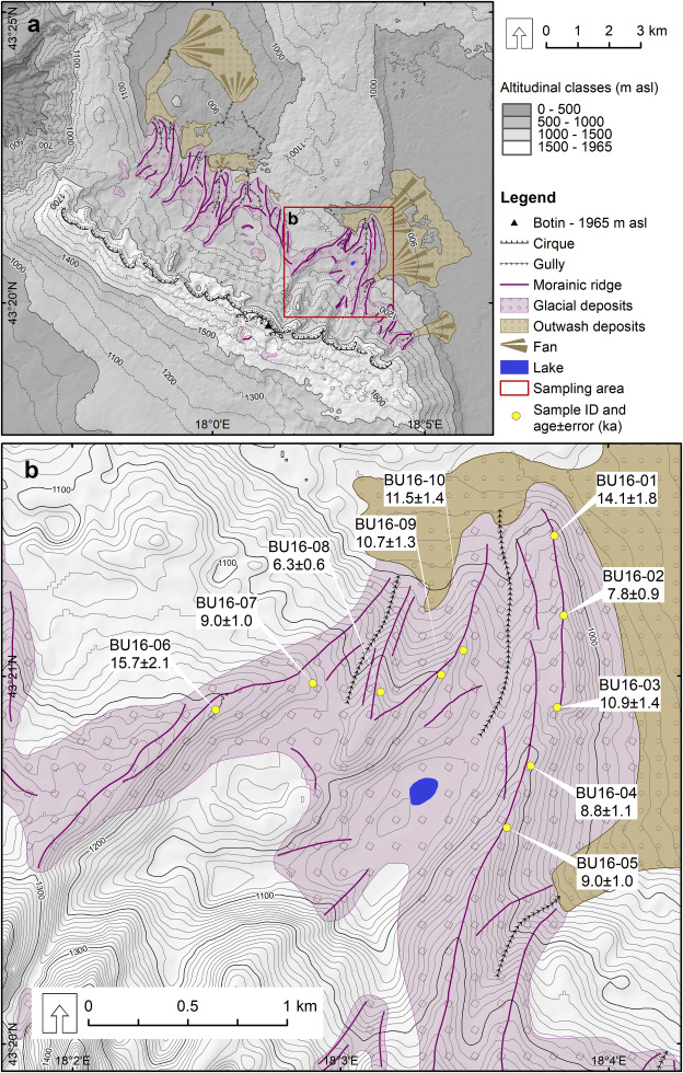First 36Cl cosmogenic moraine geochronology of the Dinaric