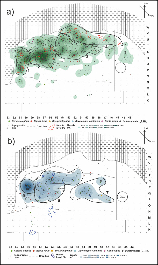 Neanderthal Logistic Mobility During Mis3 Zooarchaeological