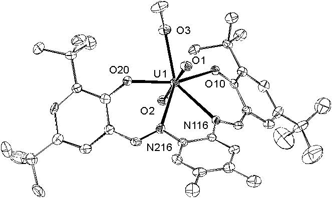 Separation Of Actinides And Lanthanides Crystal And Molecular