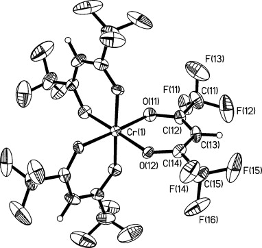 Synthesis And Crystal Structures Of The Chromiumii And Chromium