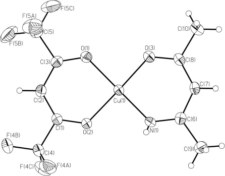 New Volatile Heteroleptic Complex Of Copperii Comparison Of Two