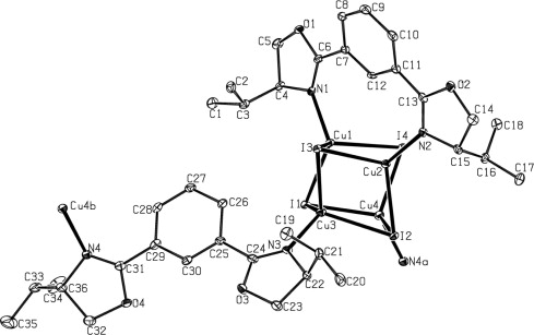 Copperi And Silveri Complexes Containing The Enantiopure Nn