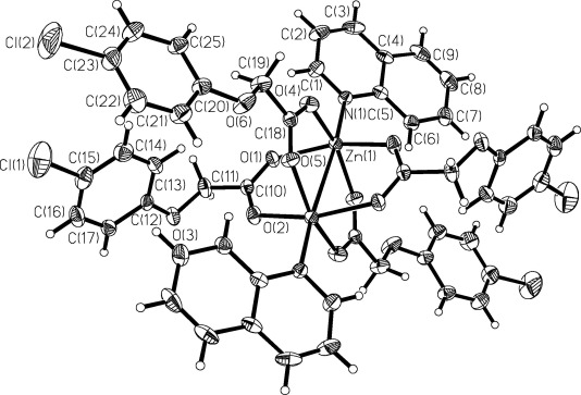 Syntheses And Crystal Structures Of Copperii Zincii And Cadmium
