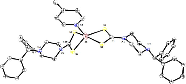 Syntheses Structural And Thermal Studies On Znii Complexes Of 5