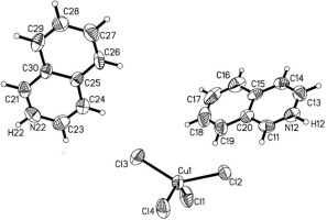 Synthesis, structure, and magnetic properties of a family of copper