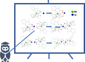 Synthesis And Characterisation Of New Ni2mn Ni2mn2 And Mn8 Clusters By The Use Of 2 Pyridyl Oximes Sciencedirect