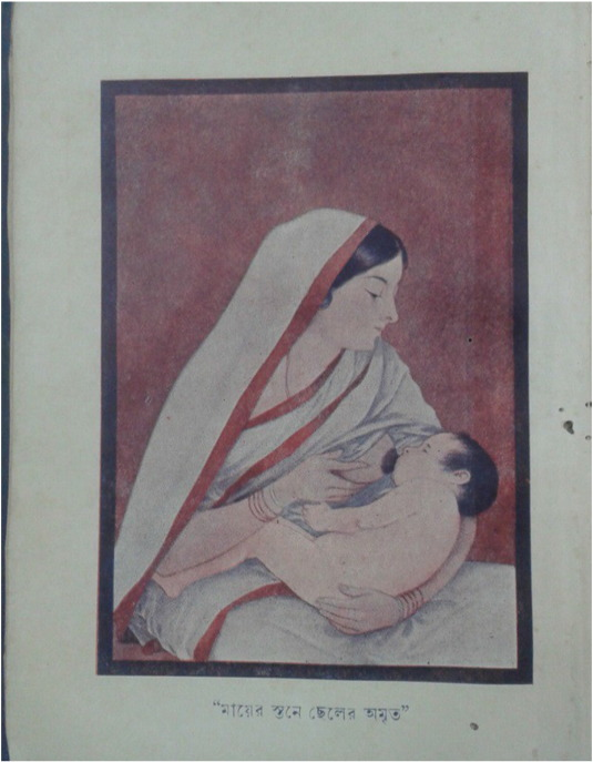 Milk, mothering & meanings: Infant feeding in colonial