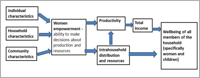 factors influencing investment oriented organizations for girls