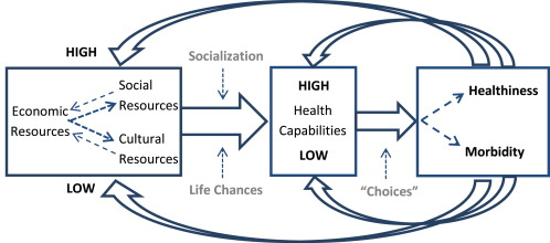 Economics Culture And Distance Conspire >> Health Capabilities And Diabetes Self Management The Impact Of