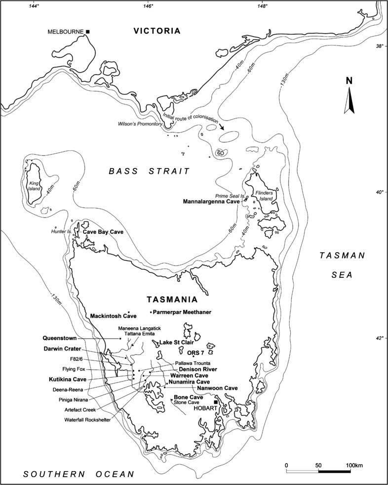 Optimality models and the food quest in Pleistocene Tasmania