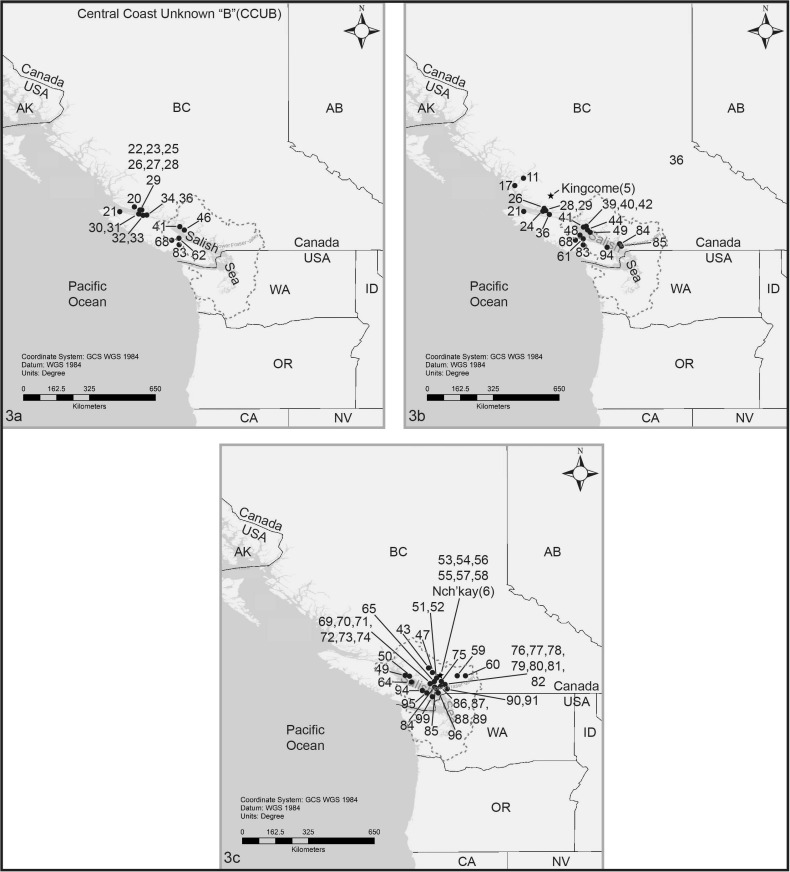 Obsidian In The Salish Sea An Archaeological Examination Of