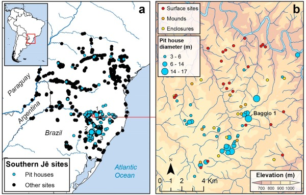 Rethinking Households Communities And Status In The Southern Brazilian Highlands Sciencedirect