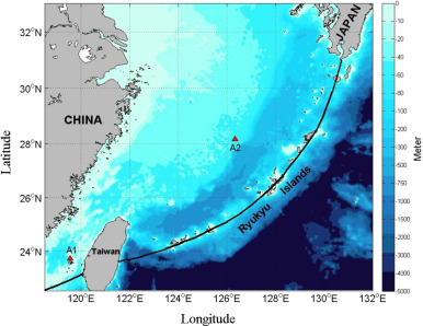 Wave climatological analysis in the East China Sea - ScienceDirect