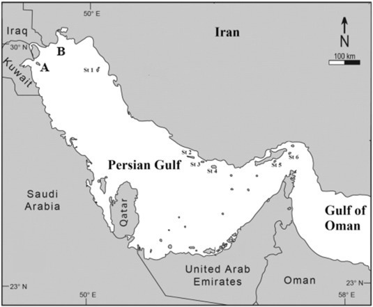 Bioaccumulation of trace metals in banded Persian bamboo shark