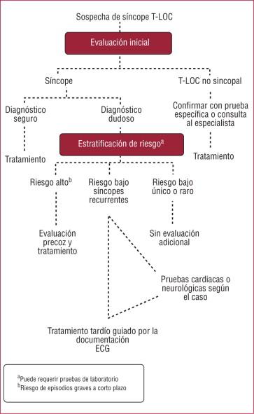 Guía de práctica clínica para el diagnóstico y manejo del síncope ...