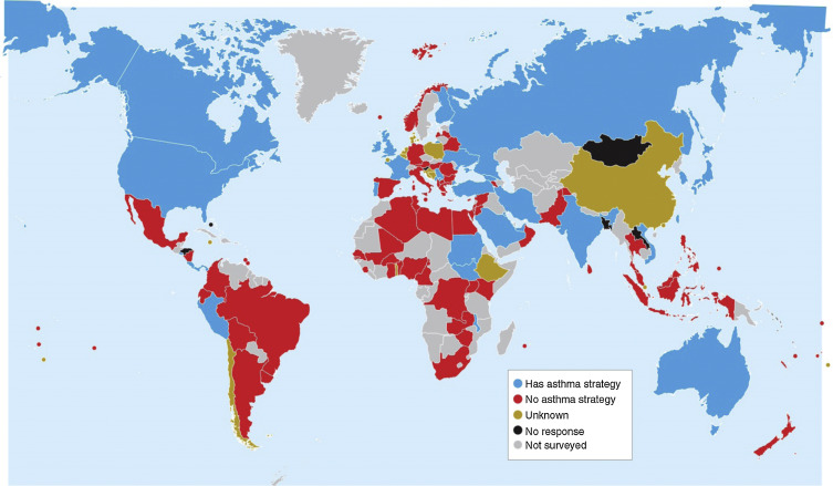 Global asthma network survey suggests more national asthma download high res image 874kb sciox Gallery
