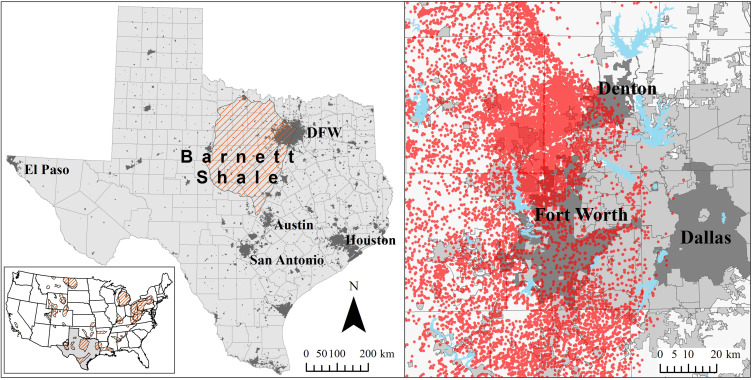 Emergent patterns and processes in urban hydrocarbon governance ...