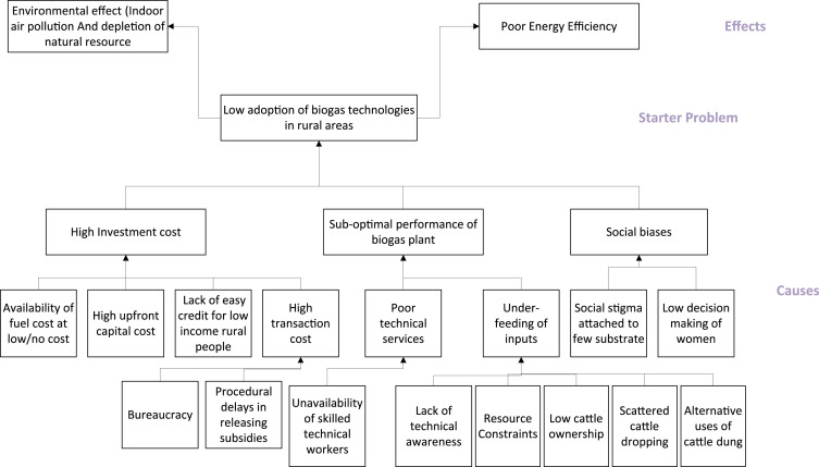 Barriers to biogas dissemination in India: A review