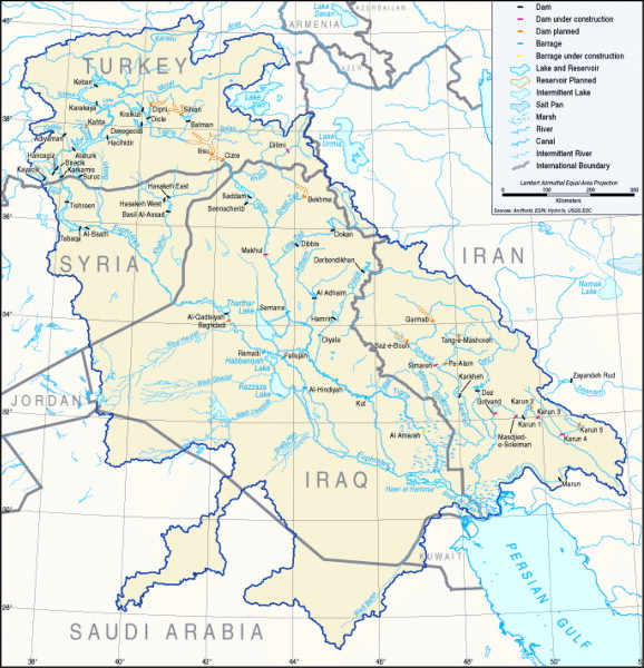 a new bankruptcy method for conflict resolution in water resources Start of the Nile River download full size image