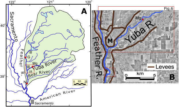 Arrested geomorphic trajectories and the long-term hidden