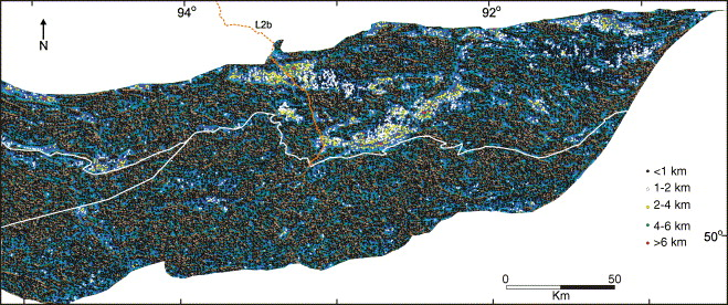 Integrated potential-field and seismic constraints on the structure