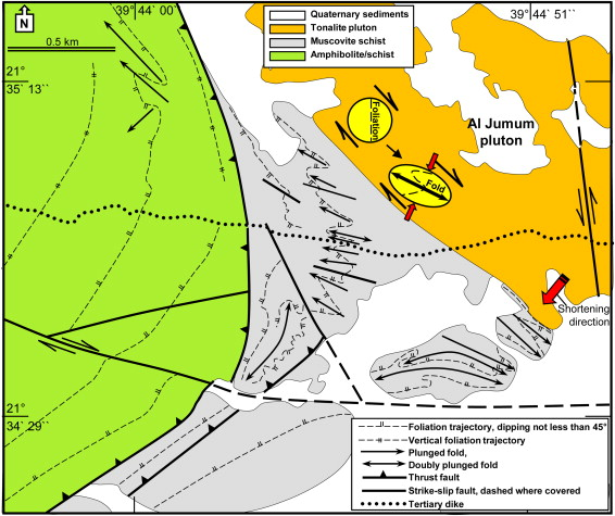 Fatima suture: A new amalgamation zone in the western