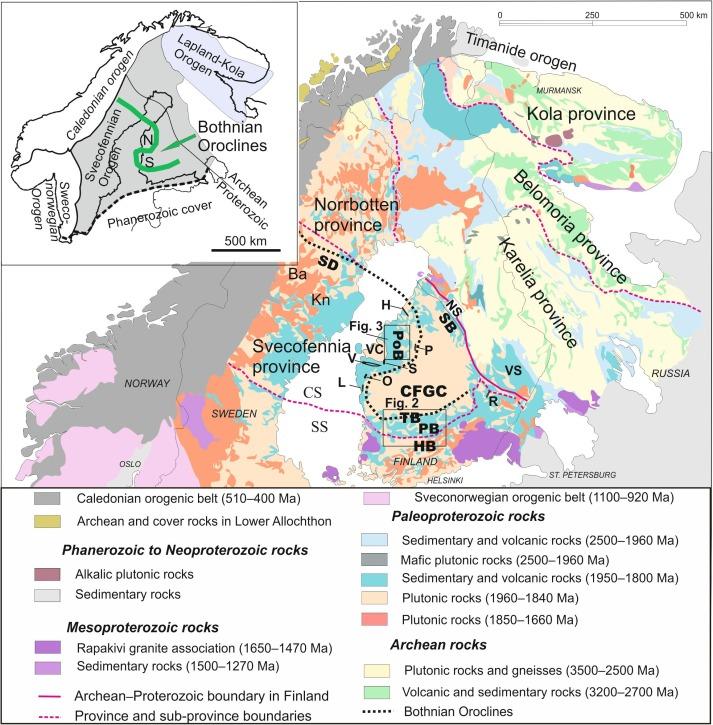 Geochemistry U Pb Geochronology And Sm Nd Data From The