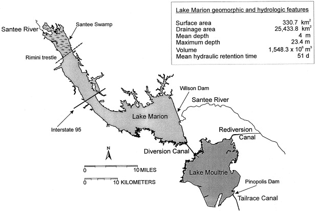 Spatial and temporal hydrodynamic and water quality modeling
