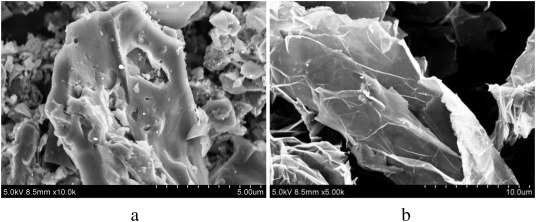 Catalytic effect of graphene in bioleaching copper from waste