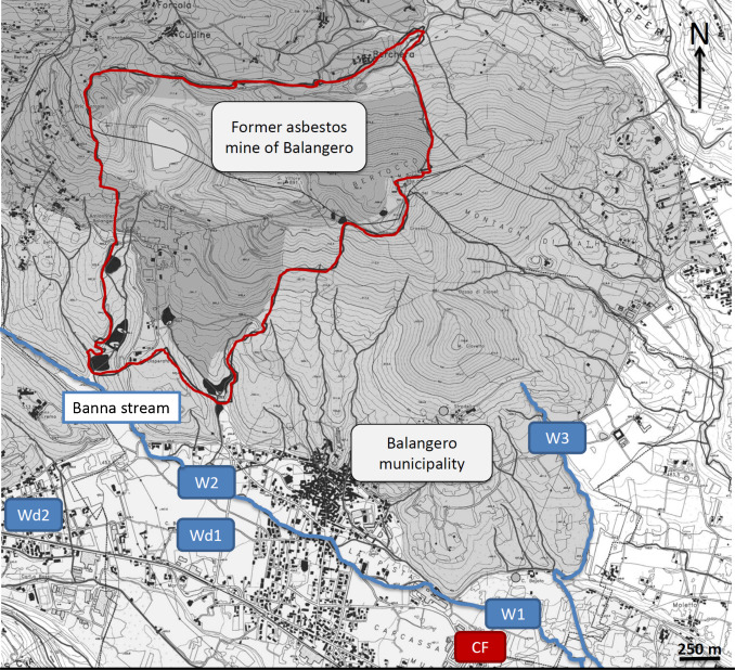 essment of asbestos exposure during a simulated ... on map of california wildfire, map of california canada, map of california food, map of california richmond, map of california fire, map of california aviation, map of california water,