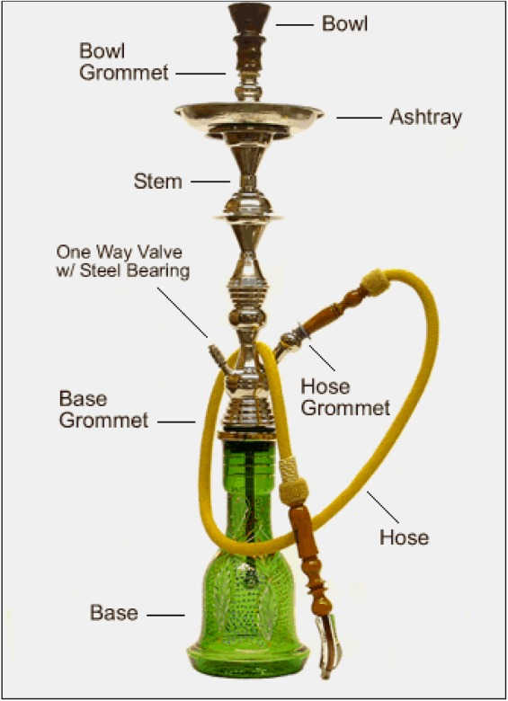 Waterpipe tobacco smoking and its human health impacts