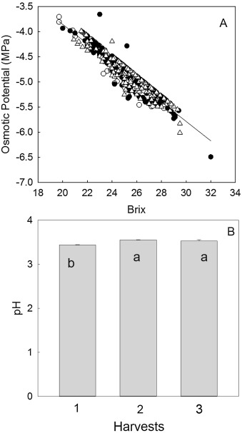 Temporal extension of ripening beyond its physiological