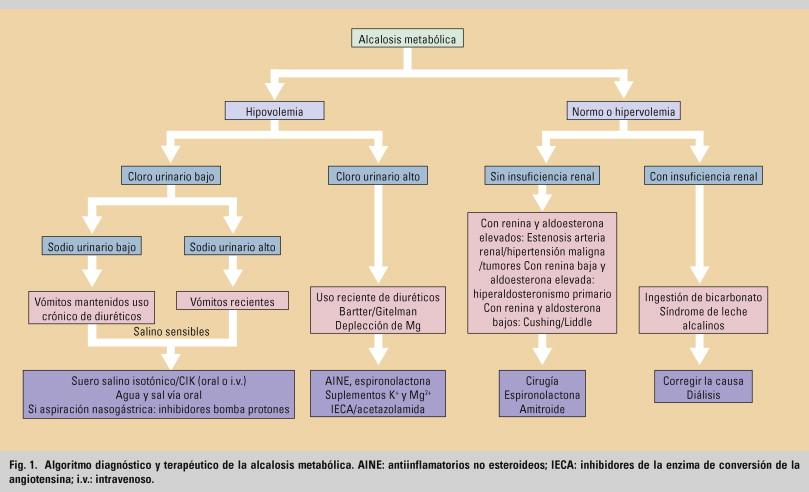alcalosis respiratoria sintomas de diabetes
