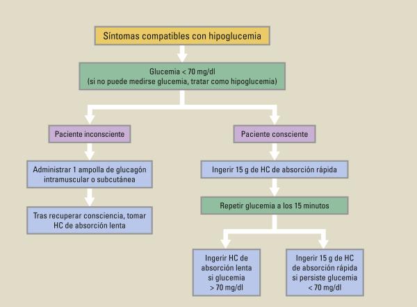 como evitar la hipoglicemia