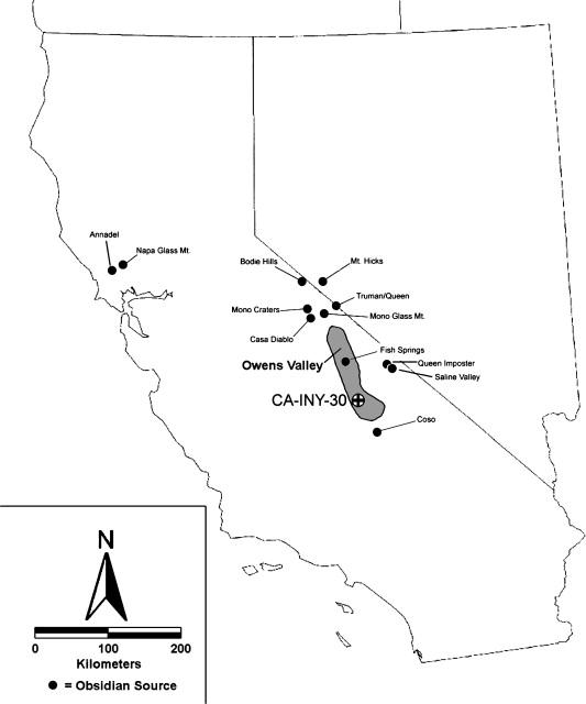 Measuring Prehistoric Mobility Strategies Based On Obsidian