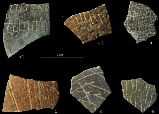 The context, form and significance of the MSA engraved ostrich eggshell  collection from Diepkloof Rock Shelter, Western Cape, South Africa -  ScienceDirect