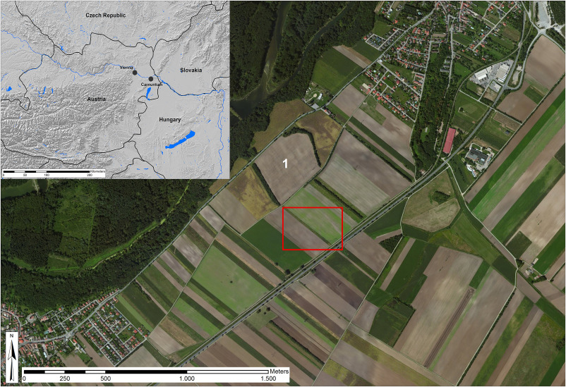 New ways to extract archaeological information from