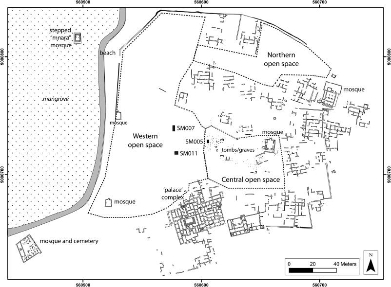 Deciphering Public Spaces In Urban Contexts Geophysical Survey
