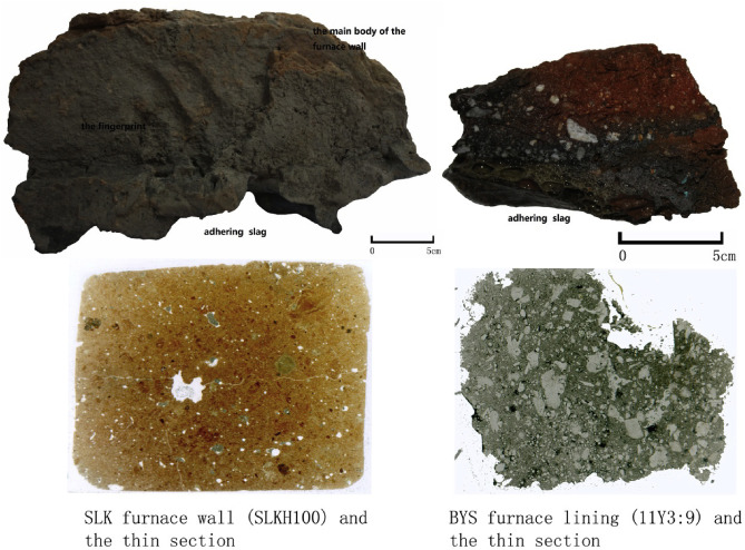 4de8dde983d9 Cast iron-smelting furnace materials in imperial China: Macro ...