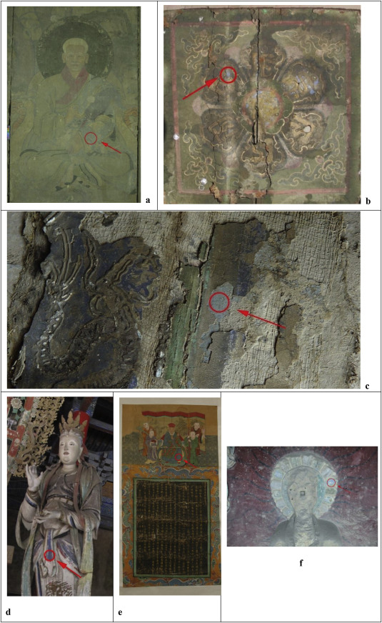 Smalt An Under Recognized Pigment Commonly Used In Historical Period China Sciencedirect