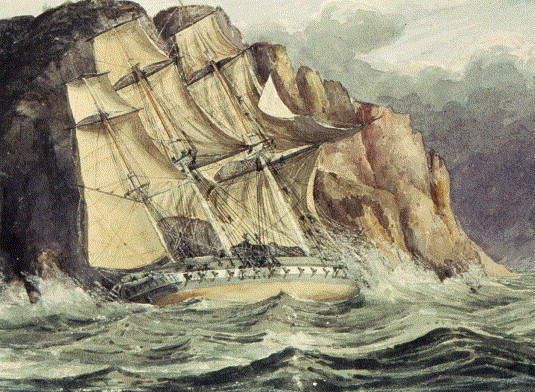 Shipwreck and salvage in the tropics: the case of HMS Thetis